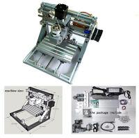 DIY 3 Axis Engraver Machine Milling Wood Carving Engraving Kit CNC US STOCK