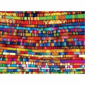 Eurographics Peruvian Blankets 1000pc Puzzle (New)