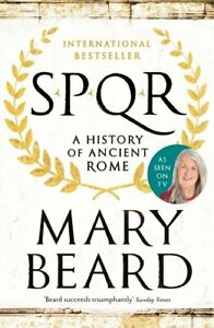 SPQR: A History of Ancient Rome by Beard, Professor Mary Book The Cheap Fast