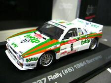 LANCIA 037 Rallye Totip WM San Remo Biasion Jolly Club 1984 HIGHEND RAR HPI 1 43