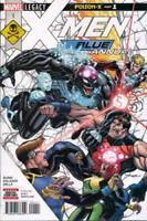 X-Men: Blue Annual #1  Marvel Comic Book NM