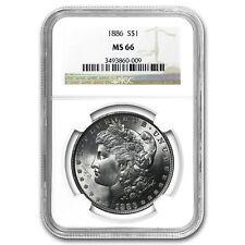 1886 Morgan Dollar MS-66 NGC - SKU#1392