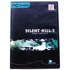 Silent Hill 2 - Director's Cut (PC CD-Rom, 2003)