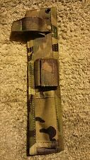 Latest Original British Army SA80 Bayonet Pouch Frog ( Scabbard MTP Molle )