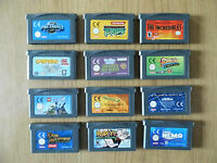 Gameboy Advance - Game Cartridges - Rare / Retro / Collectable - Over 45 Titles