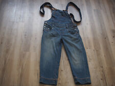 LEVIS 3/4 Latzhose 00409 9334 Gr. S W31 mit USED- WASCHUNG