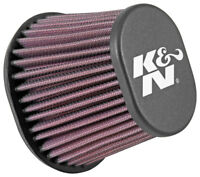 "RE-0961 K&N Universal Clamp-On Air Filter 2-7/16""FLG 4-1/2 X 3-3/4B 3"" X 2""T 4""H"