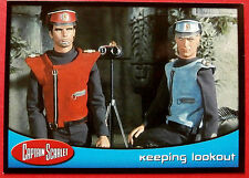 CAPTAIN SCARLET - Card #57 - Keeping Lookout - Cards Inc. 2001