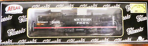 Atlas Classic Gold HO #10003057 (w/LOK Sound) Southern Pacific Loco (NEW)