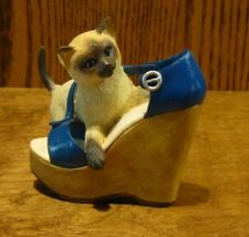 KITTEN HEELS #CA00250 COCO, From Country Artists NEW From Retail Store, Enesco