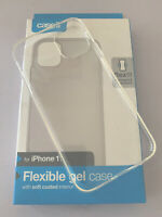 """Genuine Case It iPhone 11 Flexible Gel Case Cover 6.1"""" Soft Strong. UK 1st Class"""