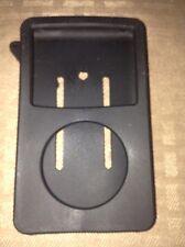 NEW Black Rubber Silicone Skin Cover Case For iPod Classic 30GB/80GB/120GB/160