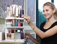 360 Degrees Rotate Spin Beauty Organiser Storage