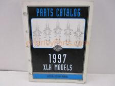 Harley-Davidson 1997 XL Sportster Model Parts Catalog 99451-97A 883/1200