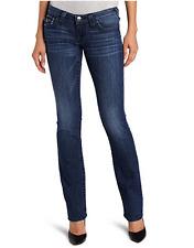 *NWT* True Religion Women's Billy Straight Leg Jean in Del Mar Medium SIZE 24