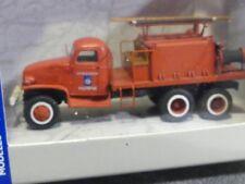 1/87 Ree Modeles GMC Pompier Paimpol CB-079