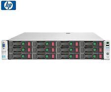 HP Proliant DL380e Gen8 2 x 8-Core XEON E5-2440 32GB RAM 56TB SAS Storage Server