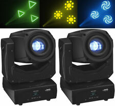 "MEGA DEAL! 2x IMG STAGE LINE "" twist-60led"" cabeza móvil ! 60 Watt CREE LED !"