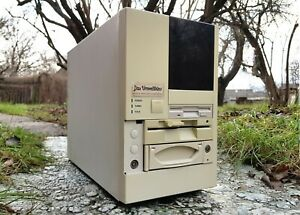 Retro Gaming DOS Computer: AMD 386SX40, 4MB, 131MB HDD, Win 3.11, GAMES