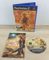 JAK III (3) Sony PlayStation 2/PS2(PAL)VGC & Complete w/Manual ~ Jak & Daxter