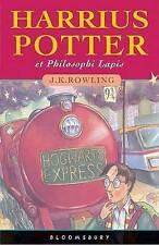Harrius Potter Et Philosophi Lapis: (Harry Potter and the Philosopher's Stone) by J K Rowling (Hardback, 2003)