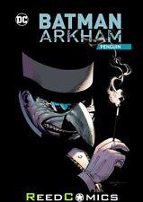 BATMAN ARKHAM PENGUIN GRAPHIC NOVEL (240 Pages) Collect His Greatest Stories