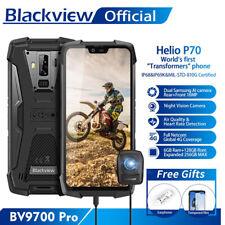 Blackview BV9700 Pro IP69 Waterproof 6GB+128GB Helio P70 16MP+8MP Night Vision