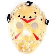 Jason Voorhees Vs Freddy Friday The 13Th Hockey Mask Halloween Costume Movie Pvc