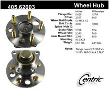 Wheel Bearing and Hub Assembly-Premium Hubs Rear Centric 405.62003