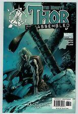 Thor 83 84 85 Ragnarak Pt 4 5 6 Disassembled Thor dies Marvel 2004 lot