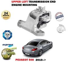 FOR PEUGEOT 508 + SW 2010--> NEW TRANSMISSION END LEFT UPPER ENGINE MOUNTING