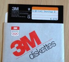 """10 5.25"""" Floppy Disks for PC BBC Micro + Commodore 64 360KB DS DD"""