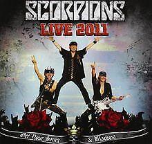 Get Your Sting & Blackout de Scorpions [Live 2011] | CD | état très bon