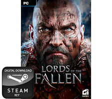 Lords OF THE CADUTI DIGITAL DELUXE EDITION PC STEAM KEY