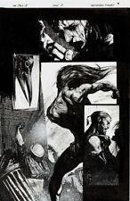 ALEX MALEEV - The Crow: Flesh & Blood # 2 p.3