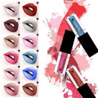 Glitter Liquid Lipstick Shimmer Lips Makeup Moisturizing Lip Gloss Eyeshadow