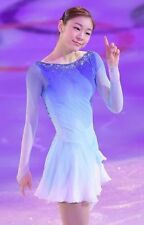 Custom Fashion figure Skating Dresses  skating costumes For Adults or Girls A912