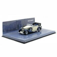 Minichamps 1:43 Maybach Zeppelin 1932 White/Blue