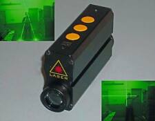 532nm green laser module show / Laser sword Dual Direction high brightness