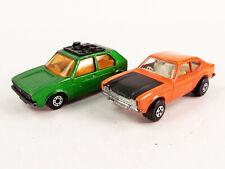 Matchbox Modellauto Superfast, MB 7 VW Golf, 54 Ford Capri
