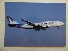 CORSAIR INTERNATIONAL    B 747-422     F-GTUI