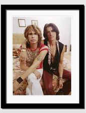 Steven Tyler & Joe Perry / Aerosmith (42 cm x 60 cm) Fine Art Poster