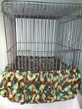 "X-Large #5 Band type seed catcher Biridie Bloomer cage 86-144  x 11""  Washable"