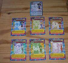 Digimon Promo Digiritter Karten Auswahl Trading Cards Game Card FX Digitation