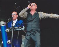 Heaven 17 HAND SIGNED 8x10 Photo, Autograph, Temptation, The Luxury Gap (B)