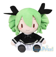 Hatsune Miku Project DIVA Arcade Plush Doll Stuffed toy Dark angel From JAPAN