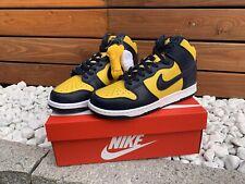 Nike Dunk High Michigan US 9 EU 42,5