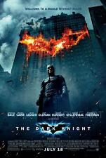 THE DARK KNIGHT MOVIE POSTER FILM A4 A3 ART PRINT CINEMA
