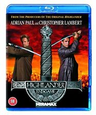 Highlander - Endgame [Blu-ray] [DVD][Region 2]