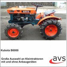 Kleintraktor Kubota B6000 Traktor Schlepper Allrad
